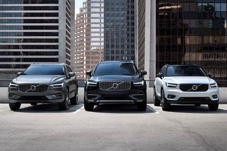 XC休旅建功!Volvo Cars 2019上半年銷售再成長7.3%