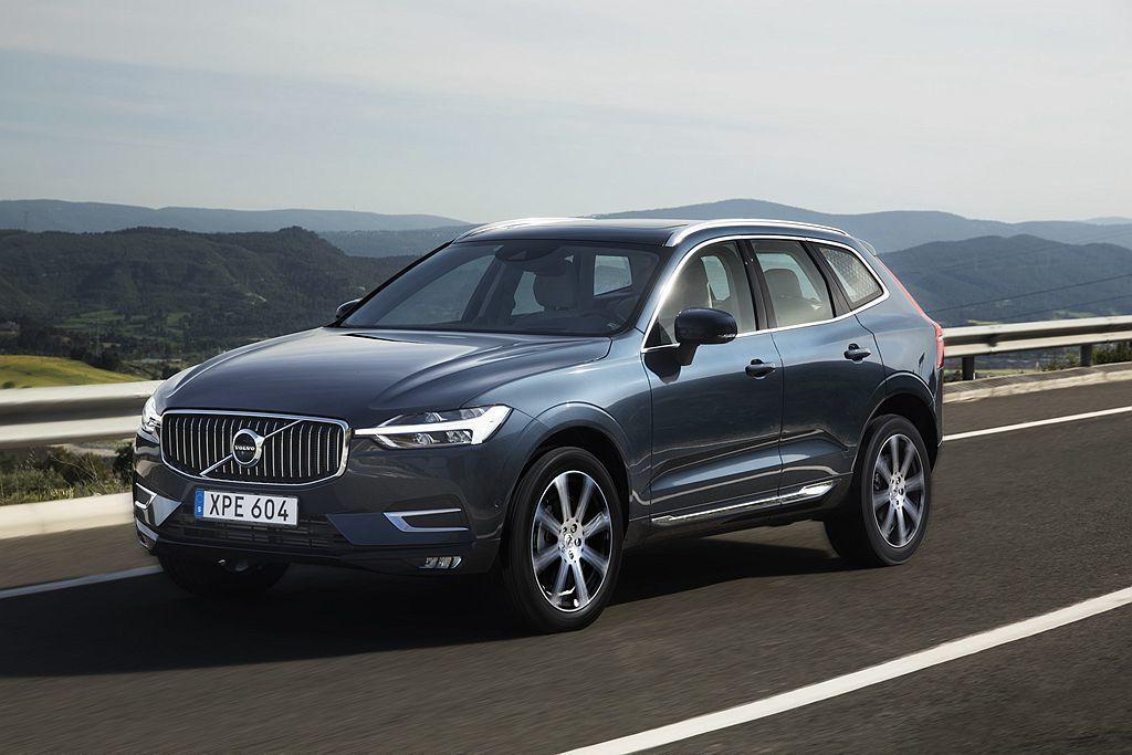 Volvo Cars最熱賣的車款是XC60中型豪華休旅車,共銷售出97,203輛...