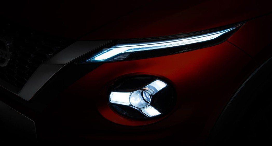 第二代Nissan Juke釋出了首張發表預告圖! 摘自Nissan