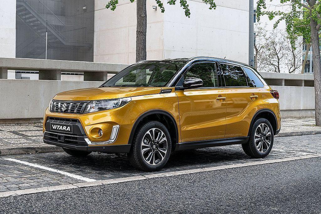原訂第二季發表的小改款Suzuki Vitara,受限原廠產能延宕至第三季。 圖...