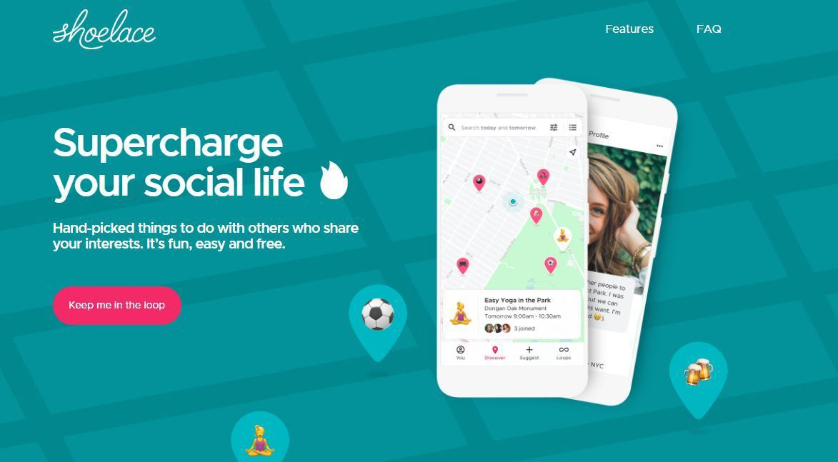 Google內部新創孵化器Area 120近期推出了新社交軟體Shoelace。...