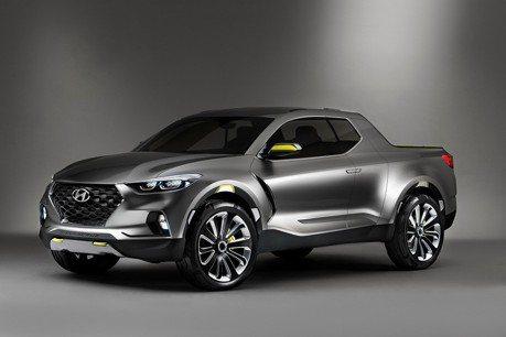 韓系貨卡來了! 全新Hyundai Santa Cruz將在美國製造!