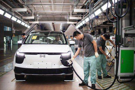 中國Aiways U5 EV電動車隊將一路開到歐洲去!