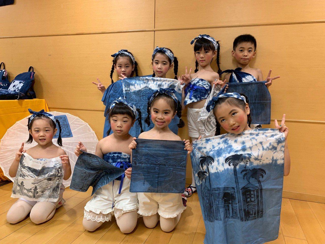 「2019新北市三峽藍染節」7月20日將在三峽祖師廟前盛大登場。今年藍染節擴大和...