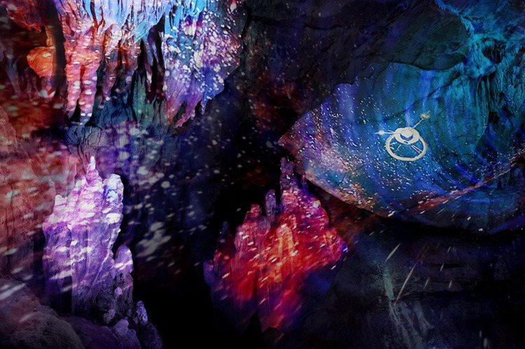 全長4公里的「龍河洞」,為日本三大鐘乳石洞之一。圖/高知縣政府提供