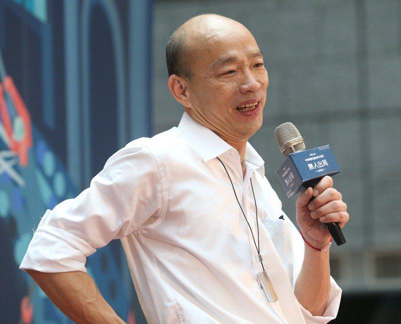 以核養綠公投發起人黃士修今天在臉書貼文,高雄市長韓國瑜若贏得初選,令人憂心的是,至今沒有任何一個韓粉,回應「五殺」的解決方案。記者劉學聖/攝影