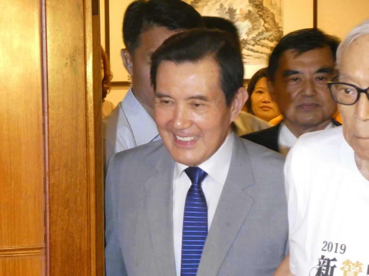 前總統馬英九被控教唆洩密案,今天今天高等法院更一審宣判無罪定讞。馬英九今天受訪表...