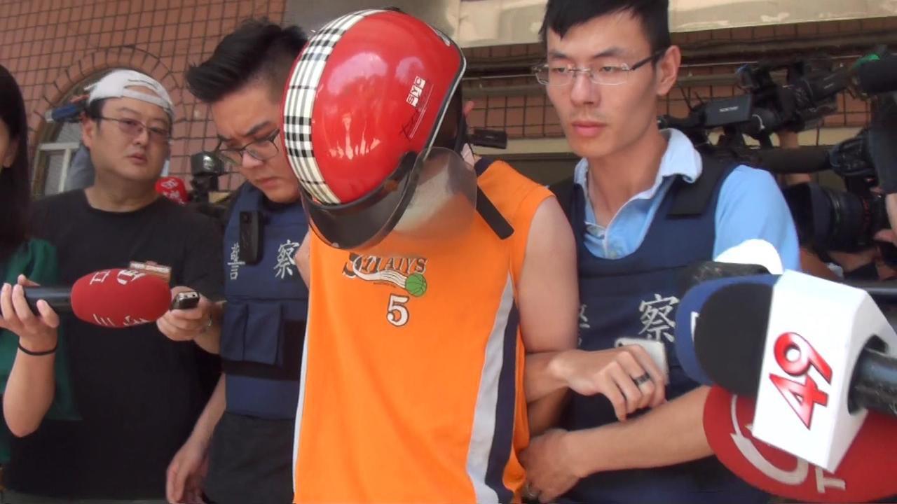 韓姓男子不滿女友父母反對他們交往,繼而持刀尾隨刺沒女友母親。記者王昭月/攝影