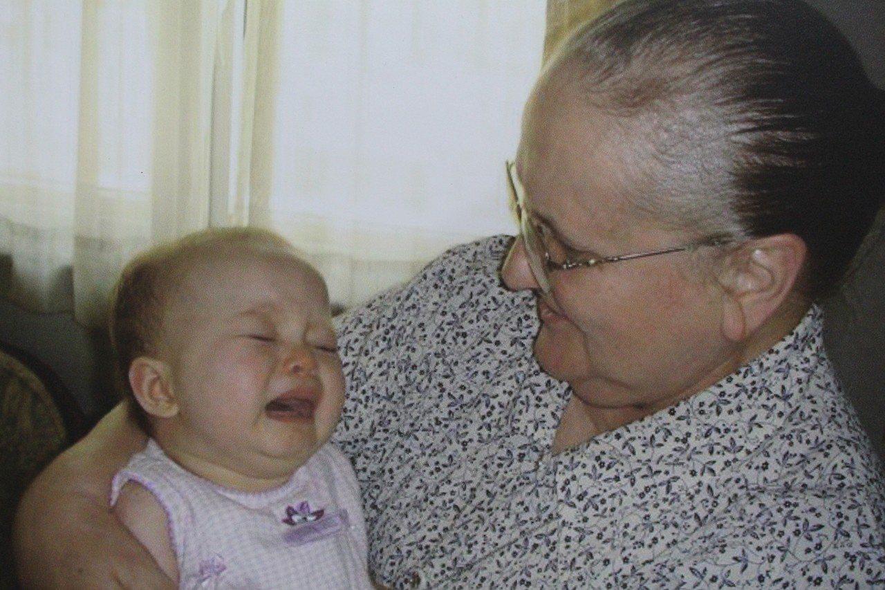 來台56年的葛永勉說,她愛台灣,她希望留在台灣,這裡是她的家鄉。圖/天主教聖母聖...