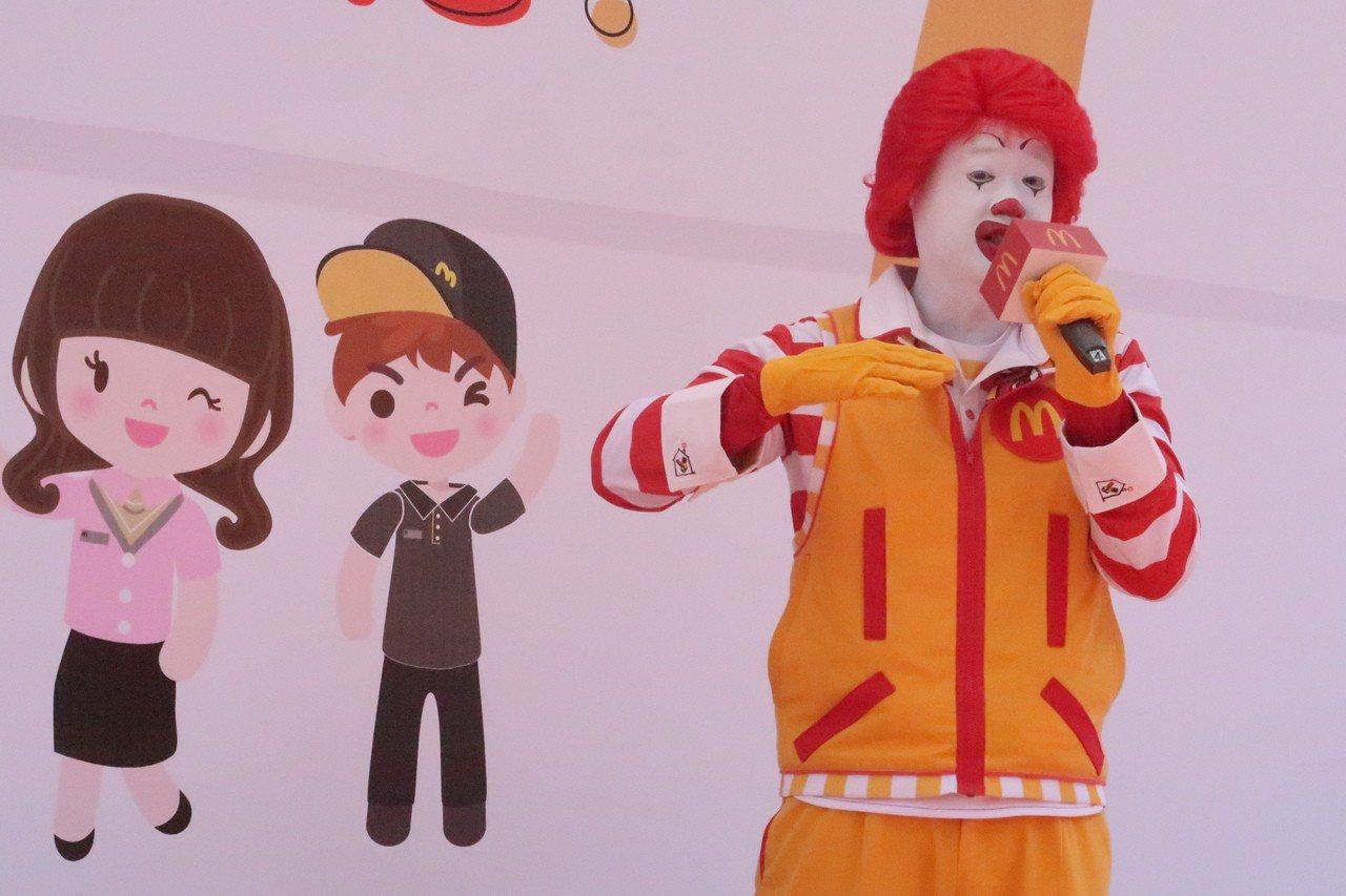 麥當勞表示,將提供優質起薪、完善的薪資福利、穩健的升遷管道。記者徐如宜/攝影