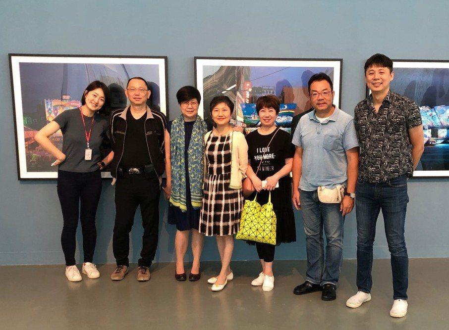 高雄市立美術館與韓國京畿道美術館合作舉辦的《移動與遷徙》國際當代藝術交流展,7月...