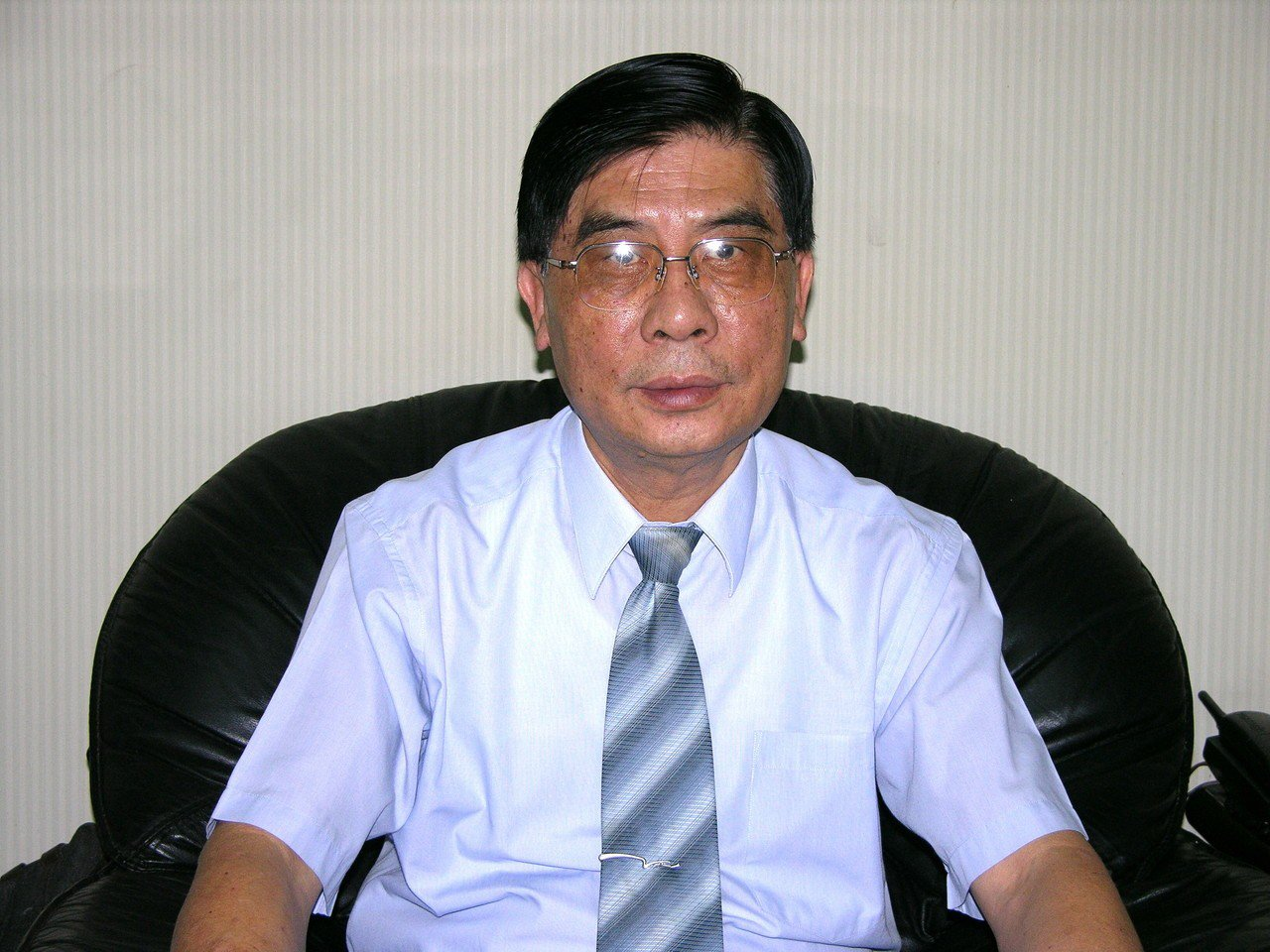 民進黨籍立委林岱樺的父親、前鳳山市長林三郎今天因病過世,享年75歲。圖/報系資料...