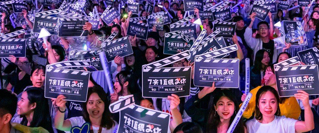 長春站粉絲應援很有愛,JJ魅力男女通殺。圖/JFJ Productions提供
