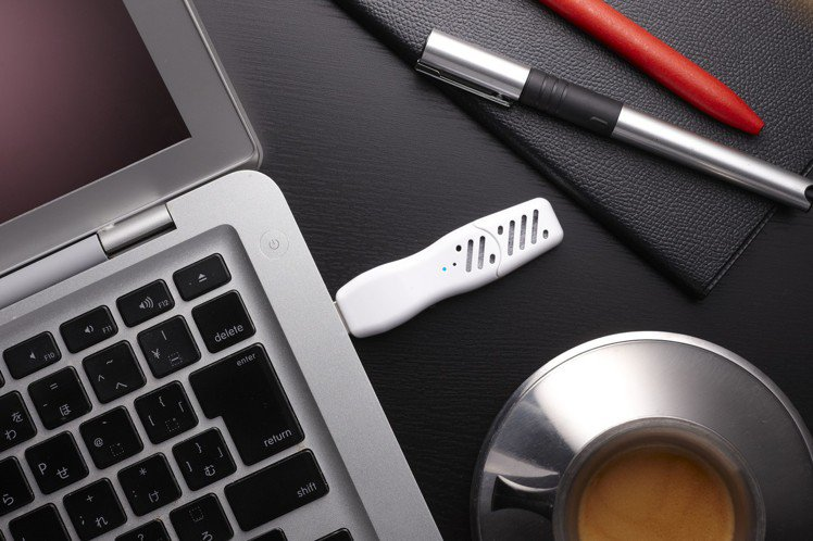 @aroma USB型擴香組,售價1,000元。圖/北歐櫥窗提供
