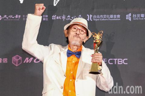 台北電影獎最佳男主角,由老大人男主角小戽斗獲得。