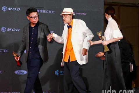 台北電影獎最佳劇情長片由老大人獲得。