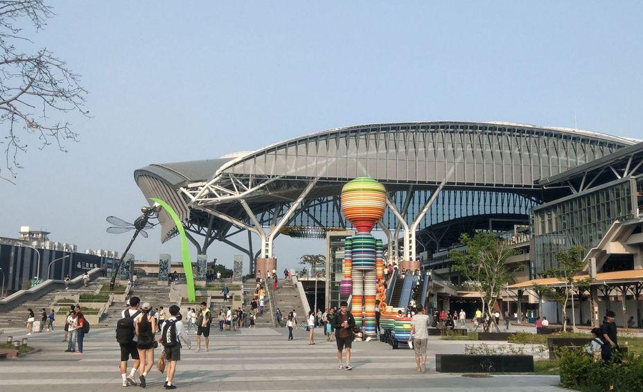 台中大車站計畫千億元建設到位,重新帶動東區區域整合再生。記者趙容萱/攝影