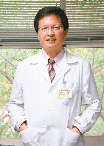 蔡世仁 台北榮總精神醫學部主任 圖/蔡世仁提供