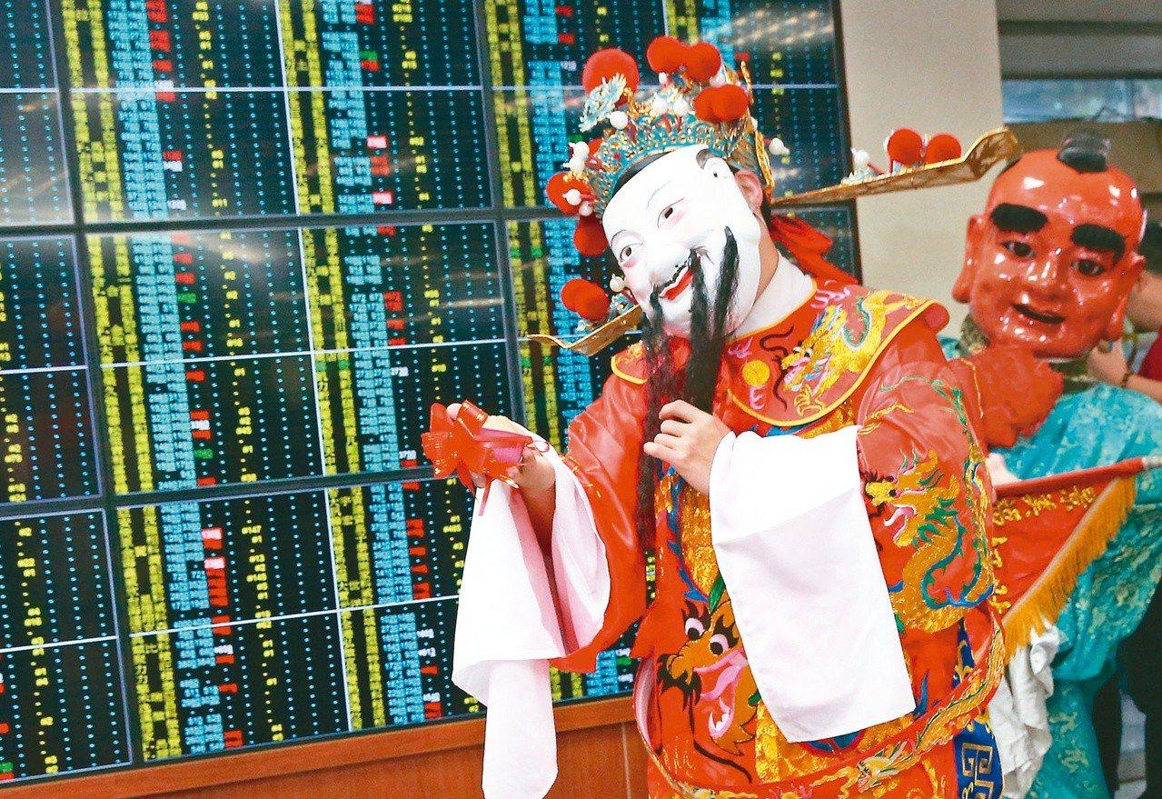台灣證券業者很早就想經營大陸市場。 圖/聯合報系資料照片