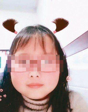 租客與女童7月7日出現在寧波的監控畫面,此後章子欣就失去蹤影。(取材自南方都市報...