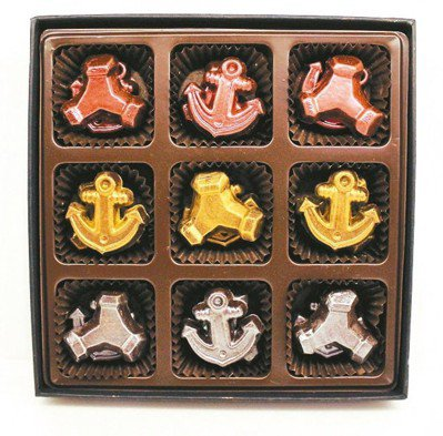 消波塊巧克力。 圖/摘自港務公司網站
