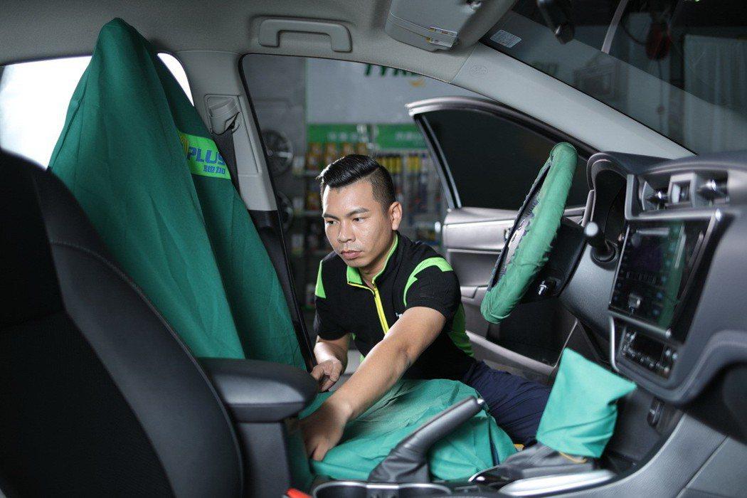 米其林馳加旗艦館提供您最貼心的服務。 圖/台灣米其林提供