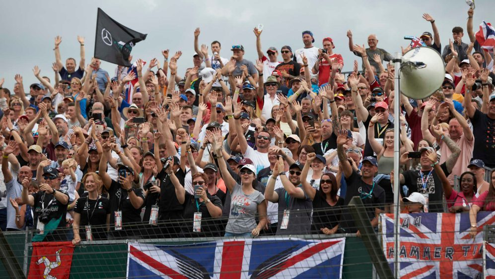 英國當地的賽車文化歷史悠久。 摘自F1