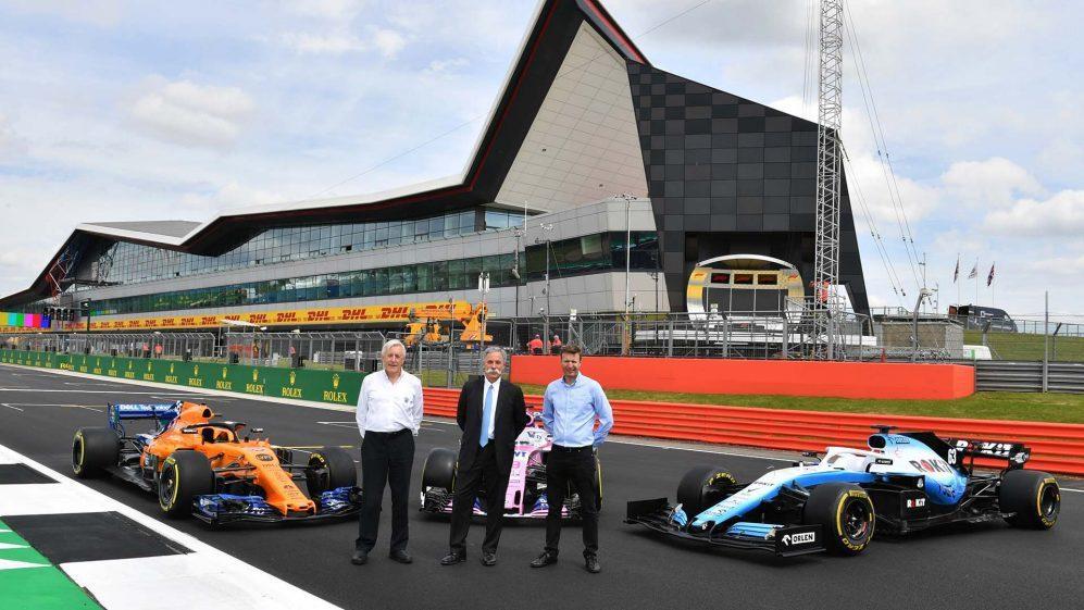 目前F1的10支車隊裡,有7支車隊的總部就設立在英國。 摘自F1