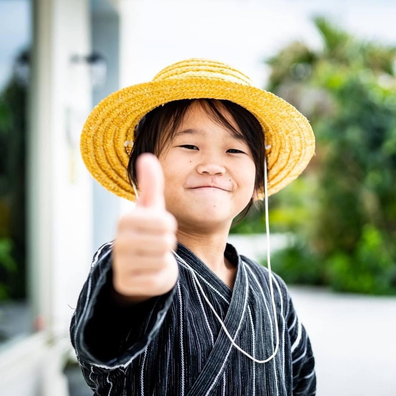 日本男童中村逞珂,聲稱自己從小學3年級起就不再上學,其因是不想被教育制度束縛。圖...