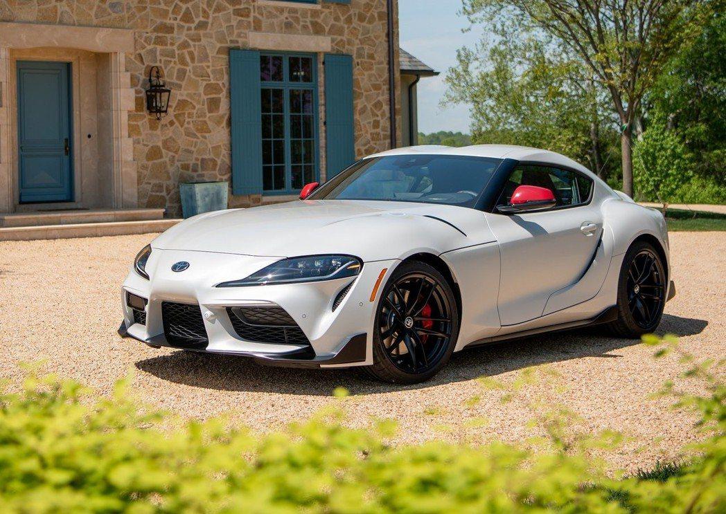 Supra會不會到時真的裝上M3的引擎呢? 摘自Toyota