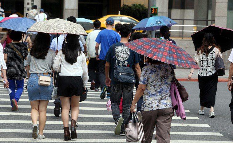 要預防皮膚癌,首要之務就是作足防曬。本報資料照片