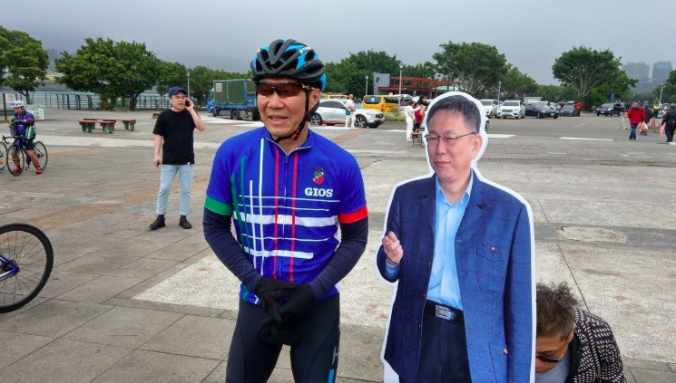 台北市議員鍾小平。記者楊正海/攝影