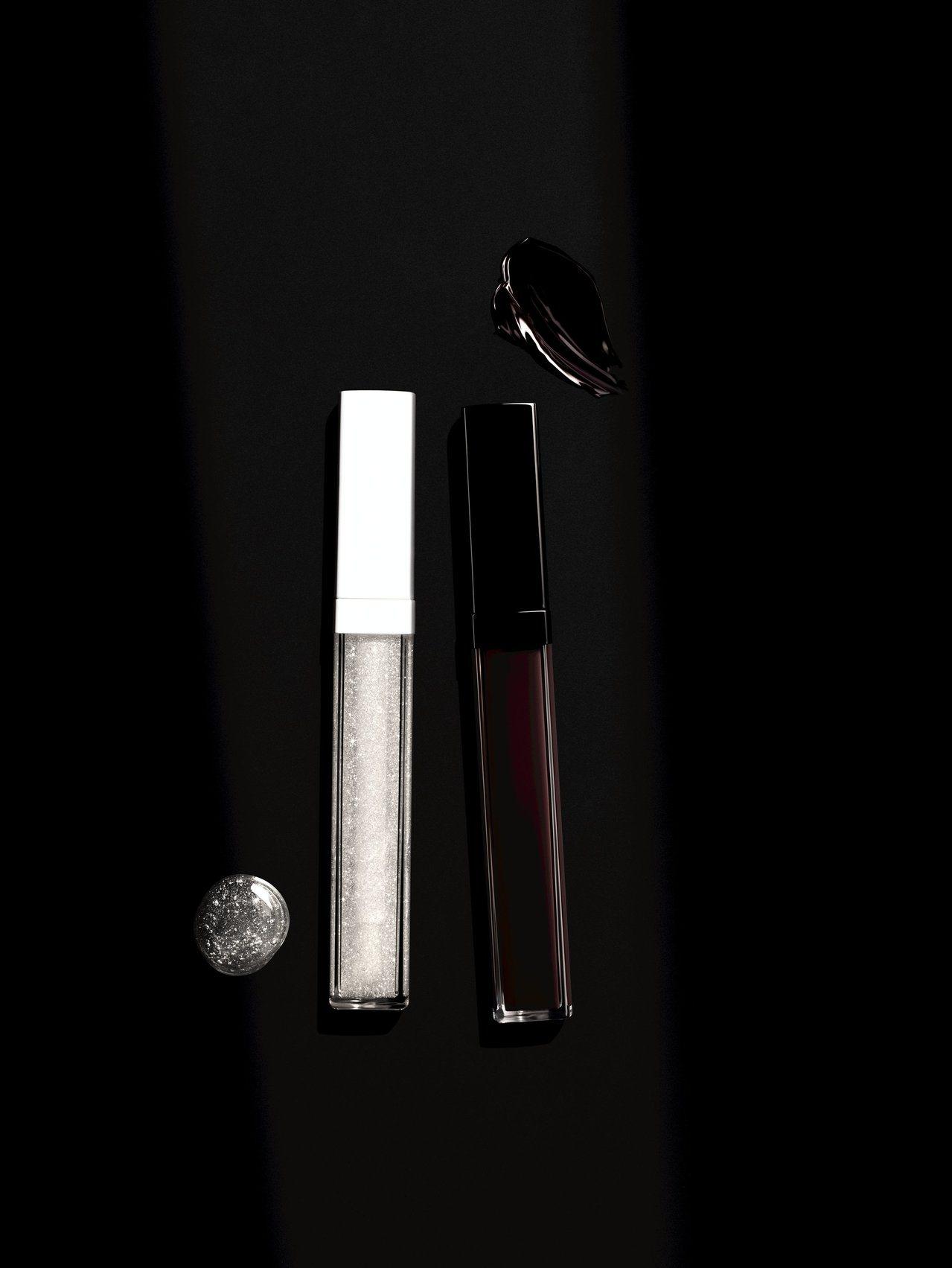 香奈兒COCO水晶糖光透唇釉#814清澈、#816微醺5.5g /1,150元。...