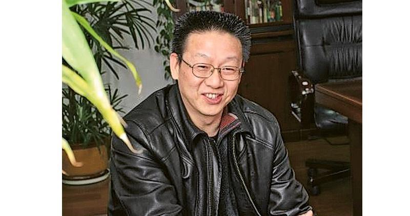 中共中央軍委裝備發展部副部長錢衛平。取自香港明報