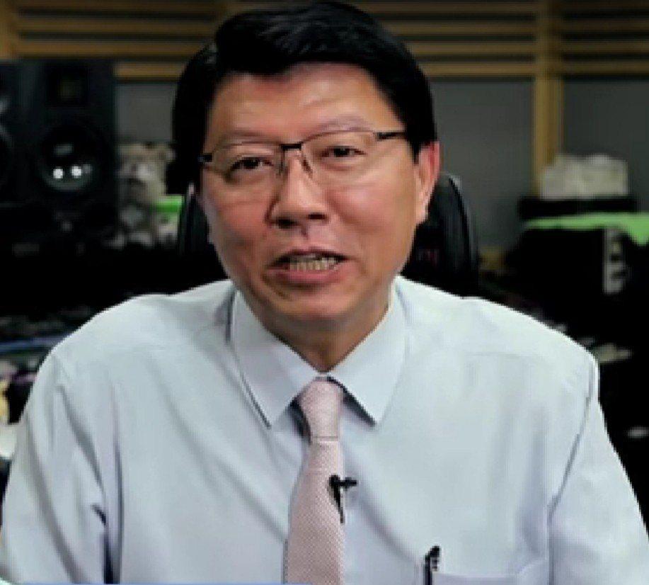 國民黨台南市黨部主委謝龍介表示,總統初選民調是韓國瑜贏了。圖/取自網路