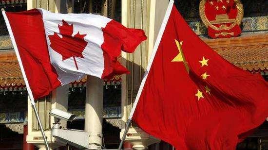北京與加拿大關係因孟晚舟事件惡化,陸續傳出加國公民在陸被捕。(取自新浪網)