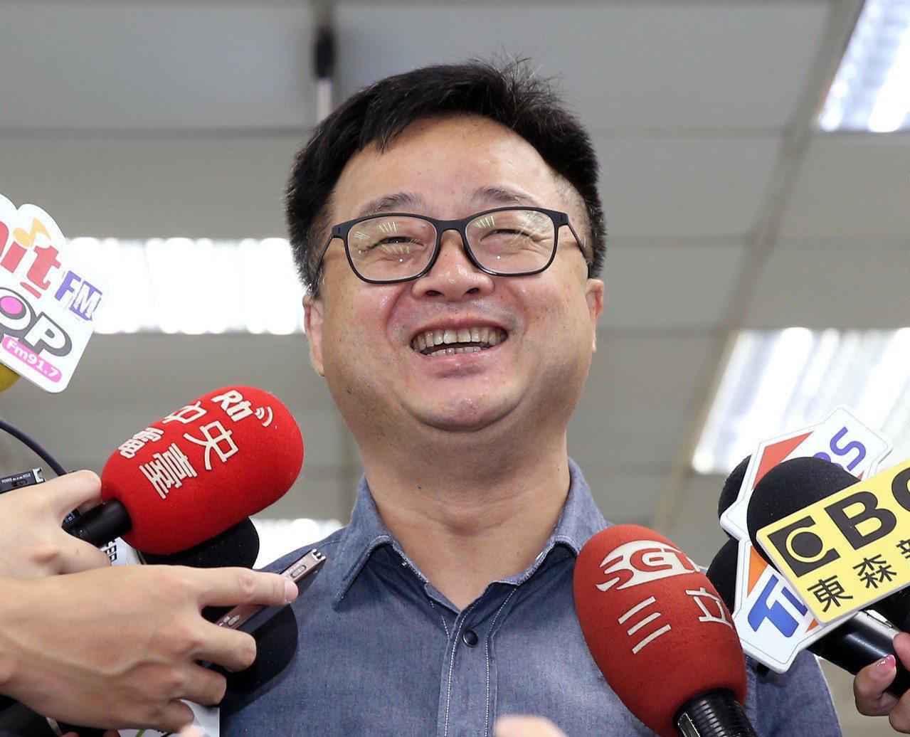民進黨秘書長羅文嘉。記者林澔一/攝影