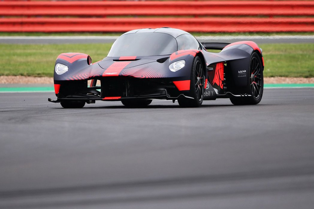 Aston Martin Valkyrie。 摘自Aston Martin