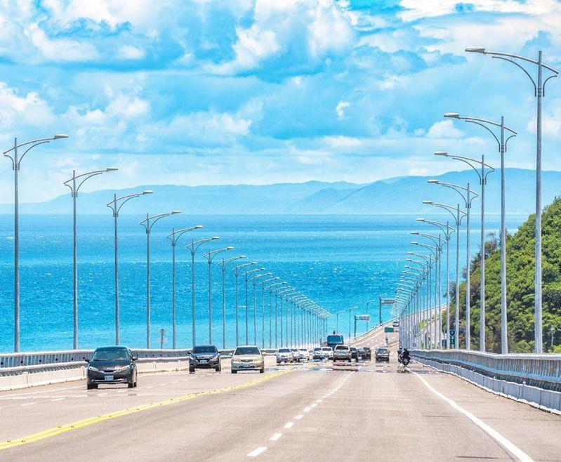 全台最美的高架橋在哪裡?答案就在臺東!圖/IG網友shengkai_travel授權