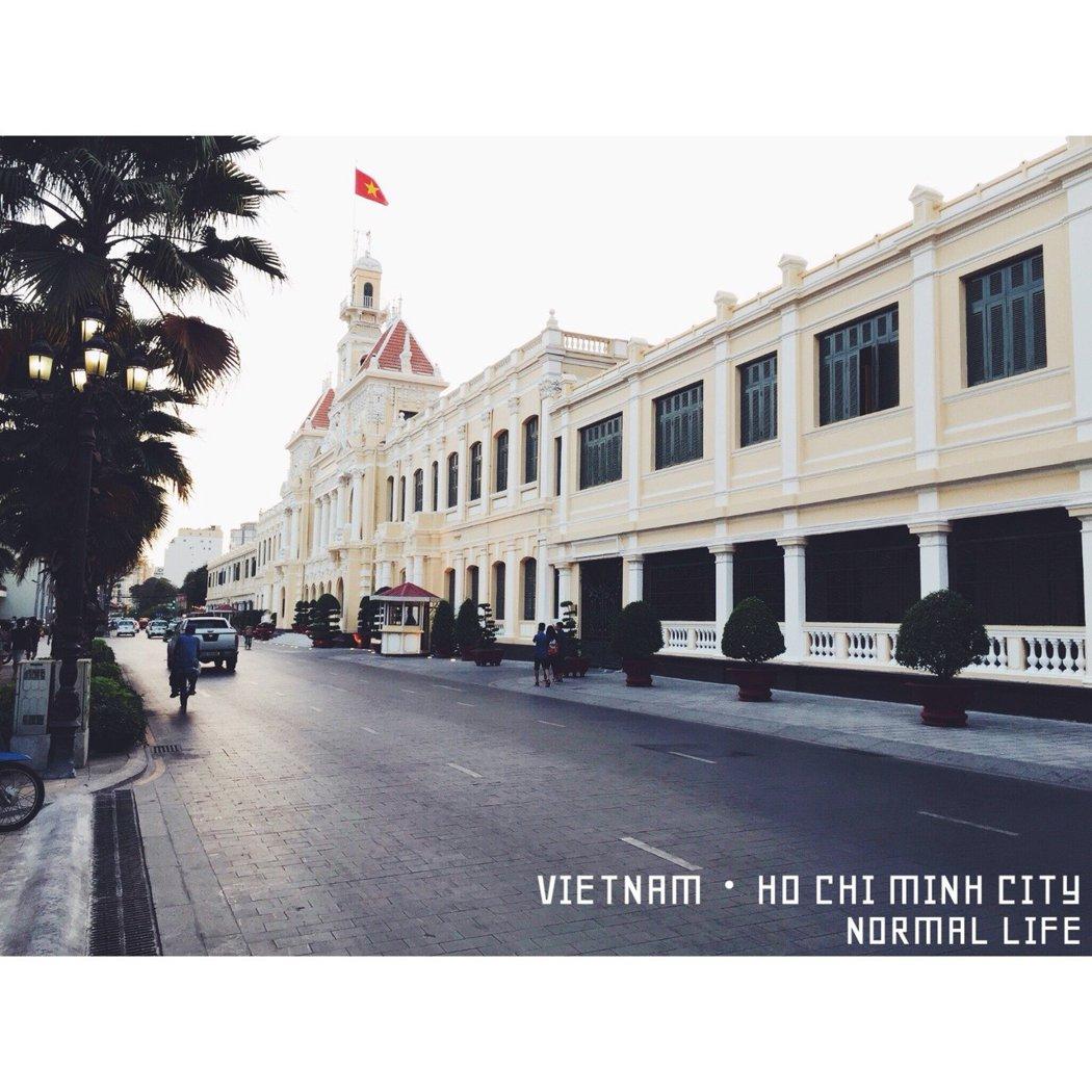 胡志明市景點──人民議會