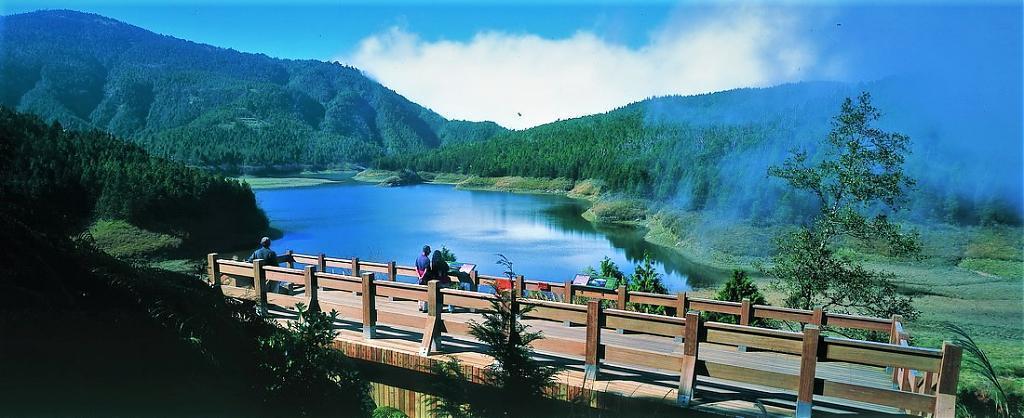 ▲宜蘭健行步道-翠峰湖。(圖/Tripbaa趣吧!亞洲自由行專家)