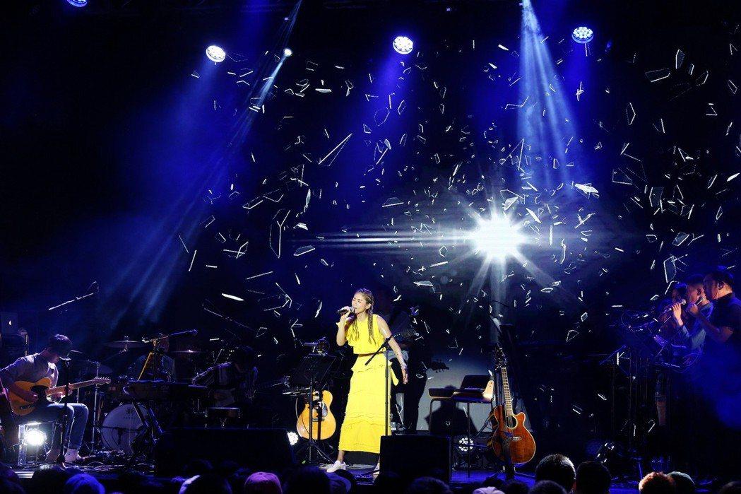 瑞瑪席丹舉辦個人演唱會。圖/愛貝克思提供