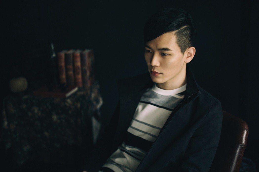 創作新人蔡岳宸推出2首新歌。圖/杰思國際娛樂提供