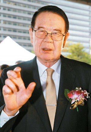 儒鴻董事長洪鎮海。   報系資料照