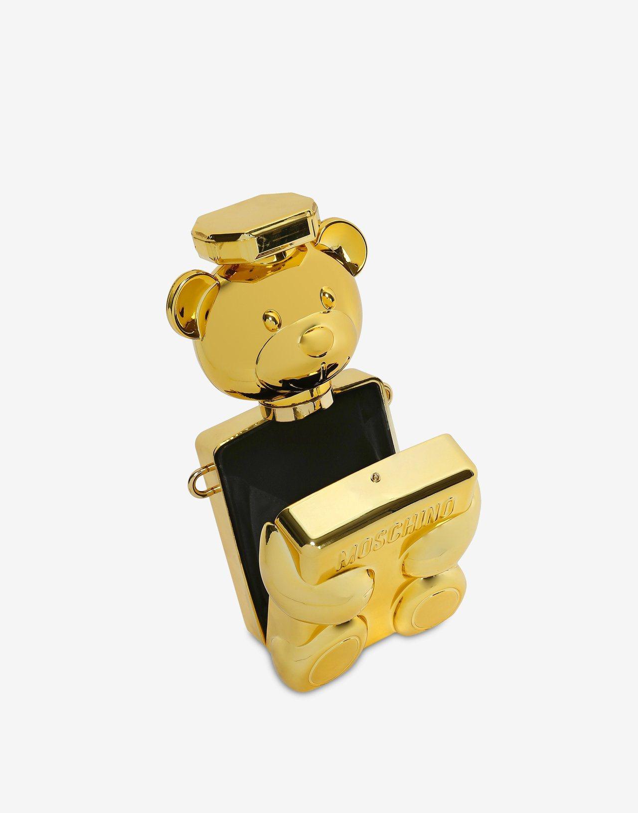 熊熊香水瓶包41,800元。圖/Moschino提供