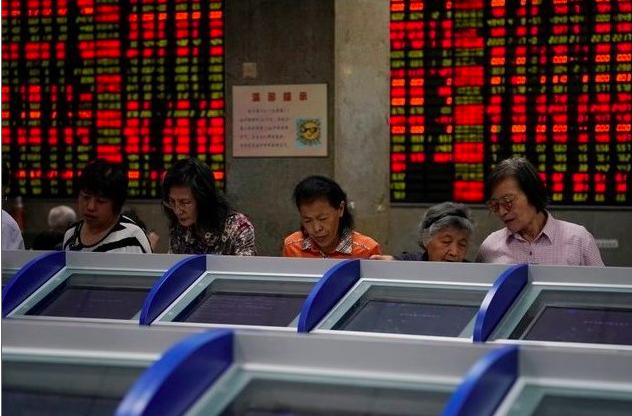 中國大陸經濟增長速度放緩至27年來最低,大陸A股今天先跌後升。上證指數連續第3日...