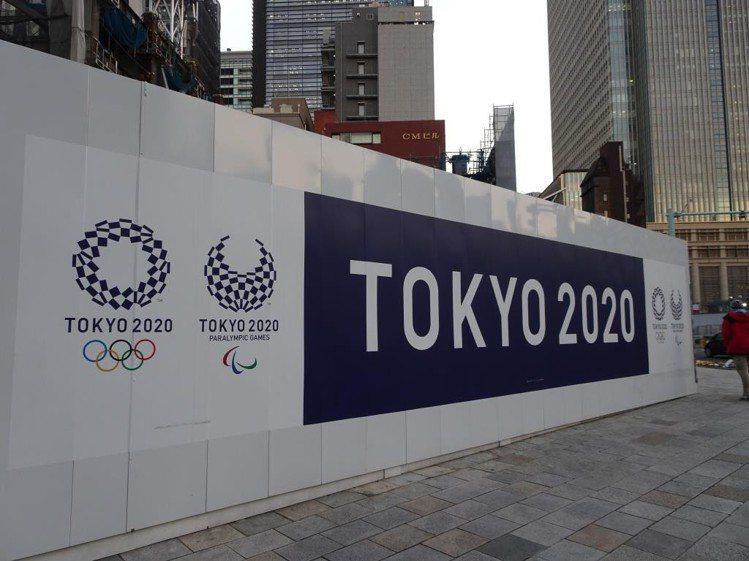 迎接東京奧運到來,日本房價節節升高。圖/徐力剛