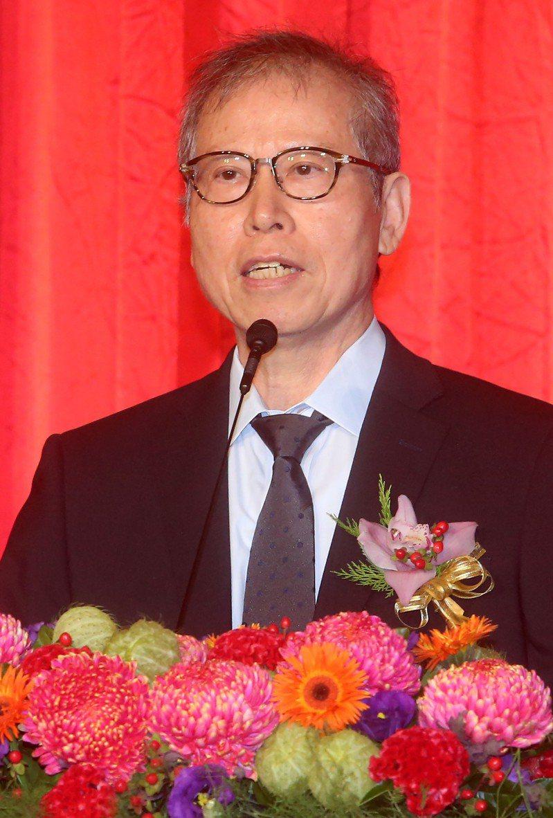 聯合再生能源董事長洪傳獻。 圖/聯合報系資料照片