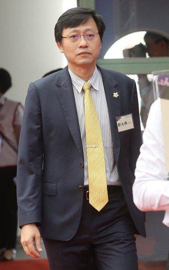 臺灣大學前代理校長郭大維。圖/本報系資料照片