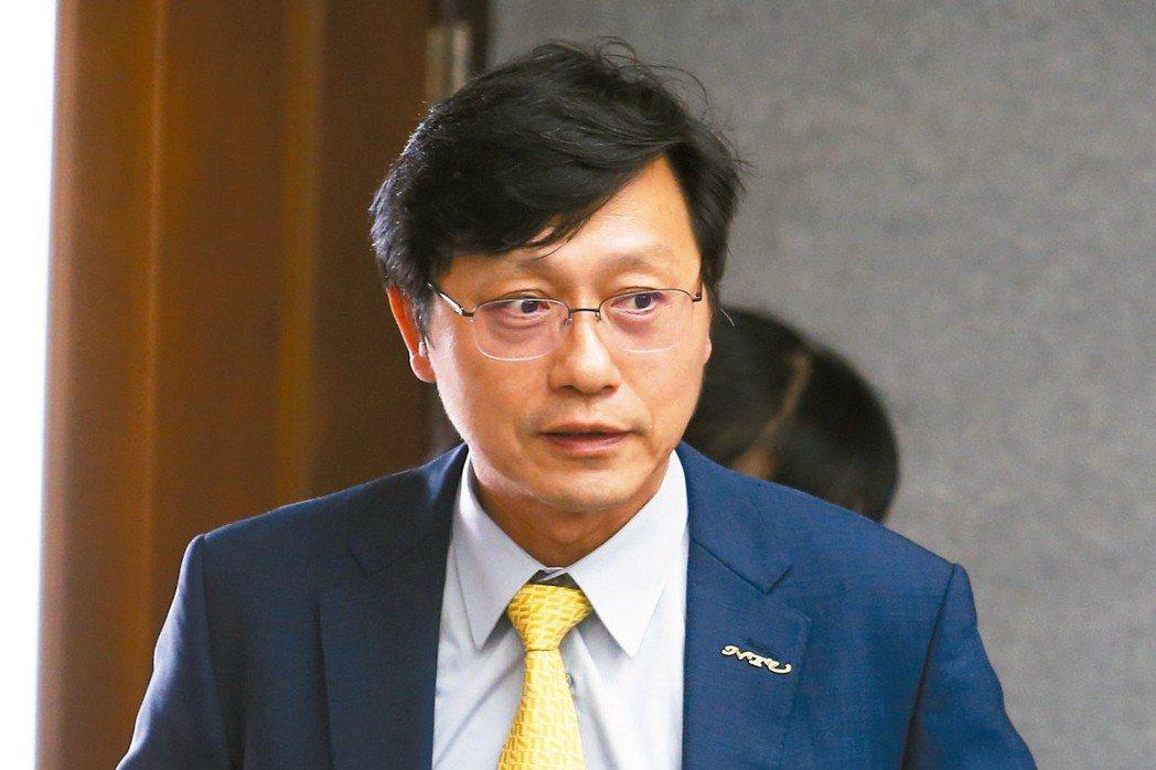 曾擔任台大代理校長的郭大維,將借調赴港三年。 本報資料照片